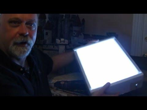 How To Make A Light Box Youtube