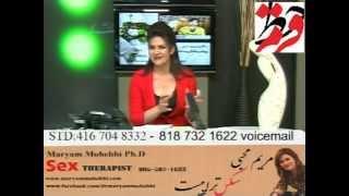 Maryam Mohebbi سکس با زنان فعال در رختخواب بخش اول