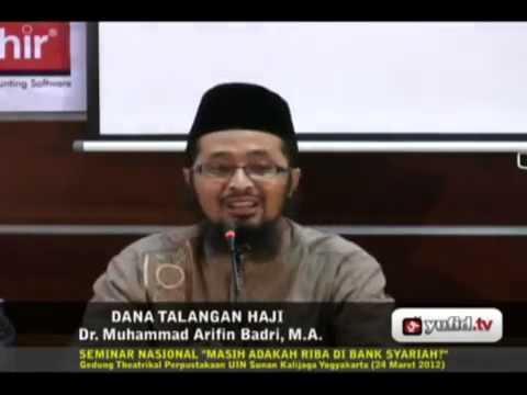 Harga dana talangan haji menurut hukum islam