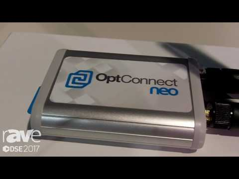 DSE 2017: OptConnect Talks About Neo Cellular Gateway Device