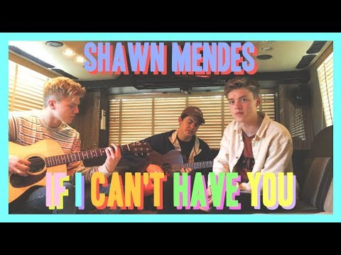 Shawn Mendes - If I Can't Have You (New Hope Club Cover)