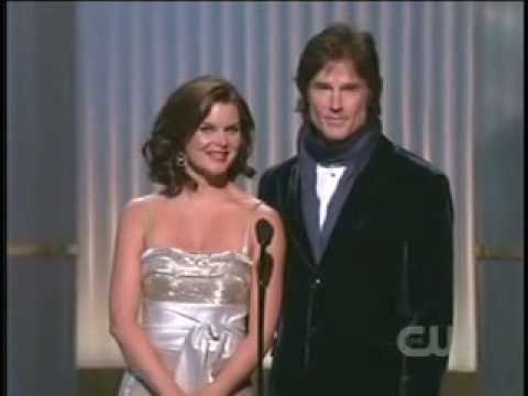 2009 Emmy Presenters Ronn Moss & Heather Tom Video