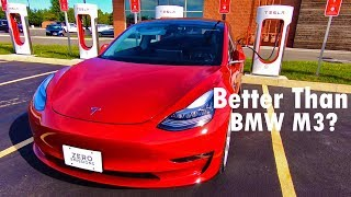 Here's Why The $80,000 Tesla Model 3 Performance is Worth Every Penny: Vas Reviews Ep. 3