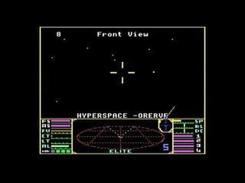 C64 Elite (Firebird)