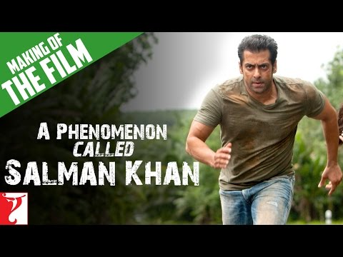 A Phenomenon Called Salman Khan - Capsule 3 - Ek Tha Tiger - Making Of The Film