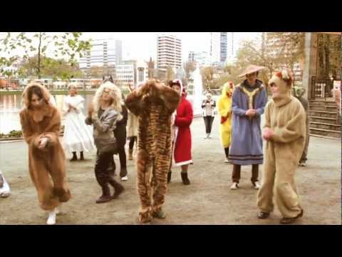 Owl City Ft. Carly Rae Jepsen - Good Time Flash Mob (hd) video