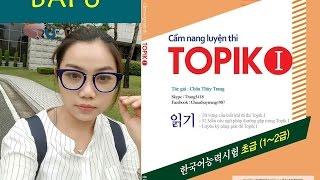 Ngày 6 -  Ngữ pháp Topik 1 - Châu Thùy Trang