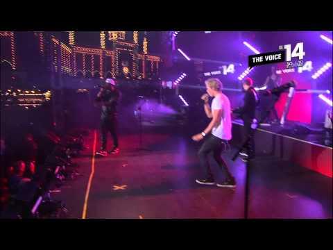 The Voice ´14: Christopher feat. Brandon Beal - Twerk It Like Miley
