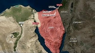UPDATE Egypt: Islamist militants affiliated to ISIL claim deadly Sinai attacks