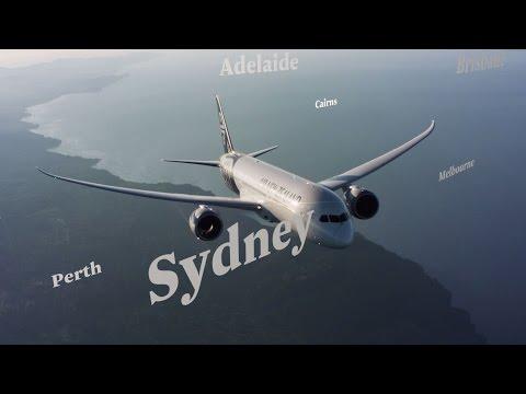 AirNZ North America to Australia