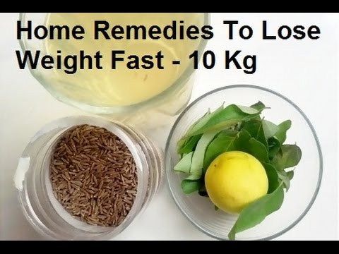 How to Lose Weight Fast - 10 Kg