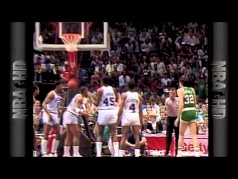 Kevin McHale - Post moves