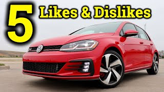 Here's What's Good & Bad | 2019 VW Golf GTI