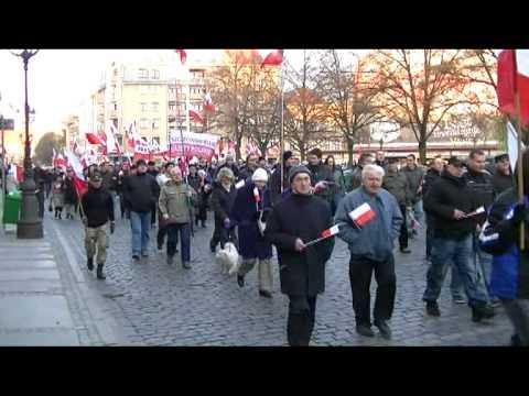 Szczeciński Marsz Niepodległości.mpg