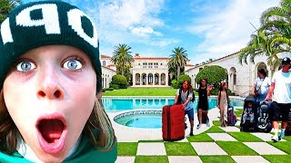 ARE WE MOVING TO A NEW MANSION? w/ The Norris Nuts