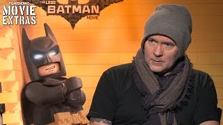 The LEGO Batman Movie (2017) Chris McKay Talks About His Experience Making The Movie