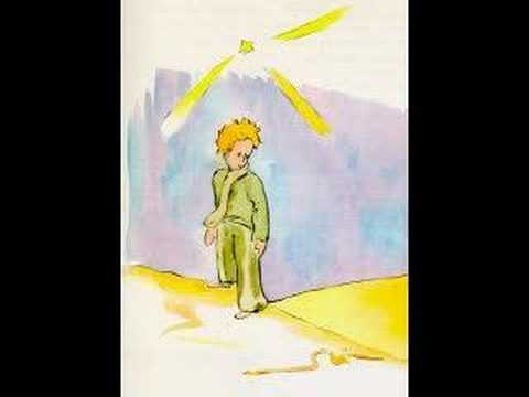 Little Prince Dedication - A Narration