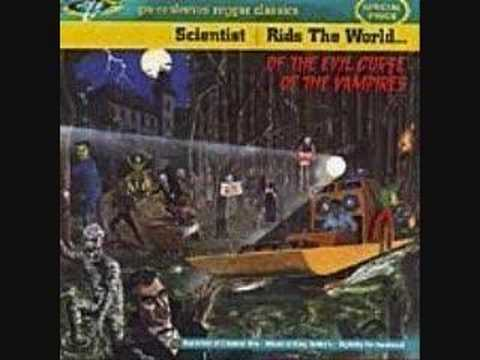Scientist - The Mummy's Shroud