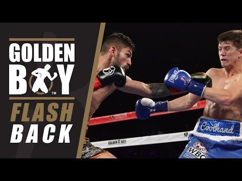 Golden Boy Flashback: Jorge Linares vs Luke Campbell (FULL FIGHT)