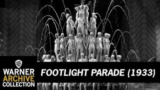 Footlight Parade (1933) – Human Waterfall