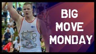 Big Move Monday -- MAEENPAEAE K. (FIN) -- 2017 Junior European C'ships