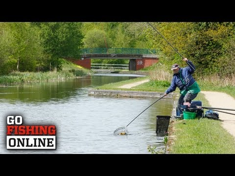 Big fish on canals with matchman Darren Massey - Angling Times Where to Fish series