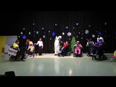 A Charlie Brown Christmas Play - 1st Cerebral Palsy of NJ - 01/06/2014