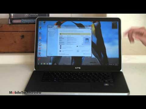 Dell XPS 15 Mid-2012 Review