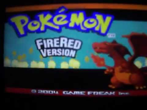 Pokemon fire red on nokia 500(gpsp emulator)+download link