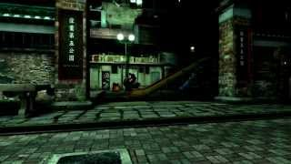 Resident Evil 6 - Chris & Piers in the playground Riding the Panda. Easter Egg