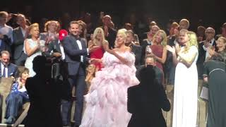 """ A STAR IS BORN "" Premiere at The VENICE FILMS FESTIVAL 2O18   (cell video by G.M.S )"