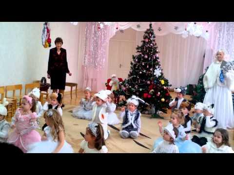 Детский сад новый год прикол