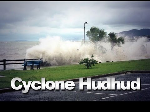 Hudhud Cyclone | Heads to Andhra Pradesh, Odisha coast