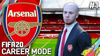 ANOTHER FRESH START! | FIFA 20 ARSENAL CAREER MODE #1
