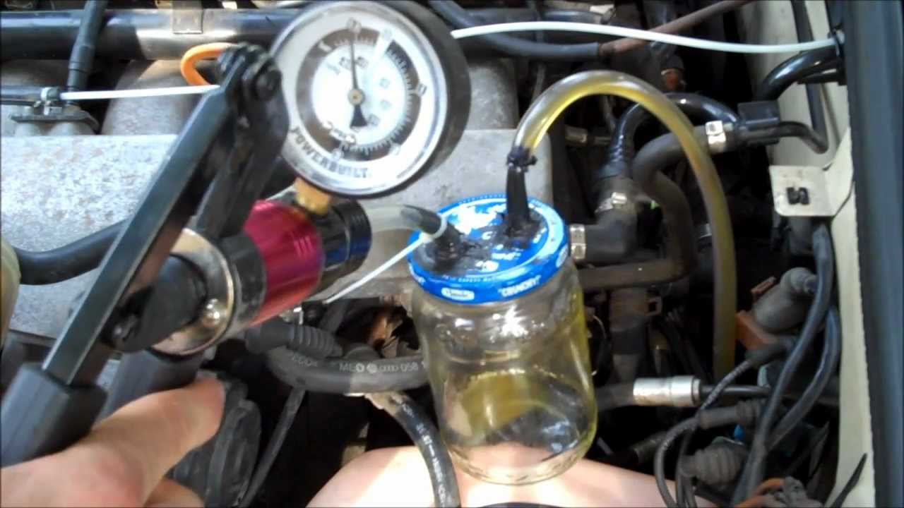 Vacuum Bleeding Hydraulic Clutch Youtube