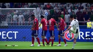 Fifa 19 Dybala punizione