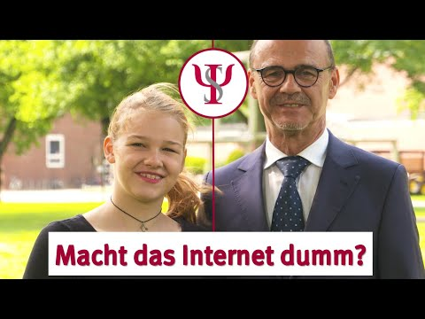 Macht das Internet dumm? | Psychologie mit Prof. Erb