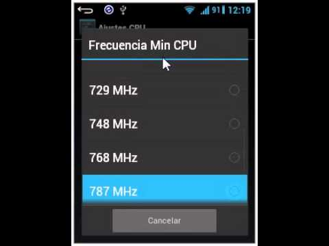 (Tutorial) Overclock Galaxy Mini
