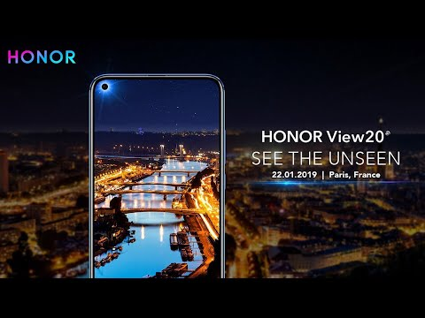 Huawei Honor V20 - 48MP Rear Camera and Link Turbo, Price & Full Specifications