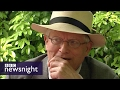 'End bossiness soon!' says David Hockney (2004) - Newsnight Archives