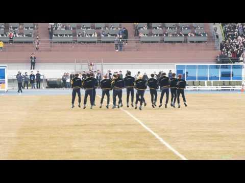 170311 아산 무궁화프로축구단 홈 개막전 세븐틴(SEVENTEEN)-붐붐(BOOMBOOM) (뒤태ver.) [4k]