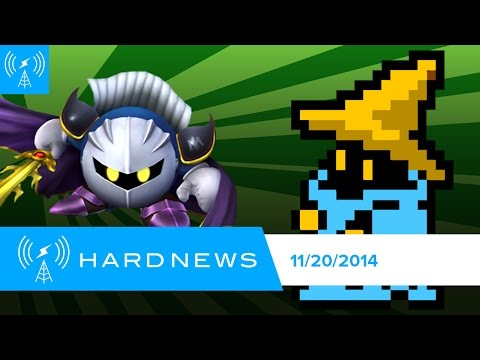 Meta Knight amiibo Xbox One Birthday Final Fantasy Games Coming Hard News 11 20 14