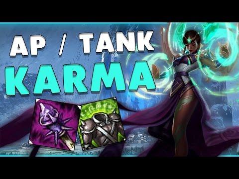 AP/TANK Karma Toplane - Picki Widzów - League of Legends Patch 7.9