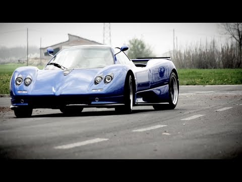 Music and beauty: A quick celebration of the Pagani Zonda - CHRIS HARRIS ON CARS
