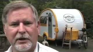 RV Teardrop Trailers Draw Your Attention