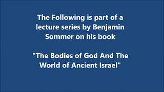 Video: In Genesis 18, a Jewish version of the 'Christian Trinity' theologically exists - Benjamin Sommer