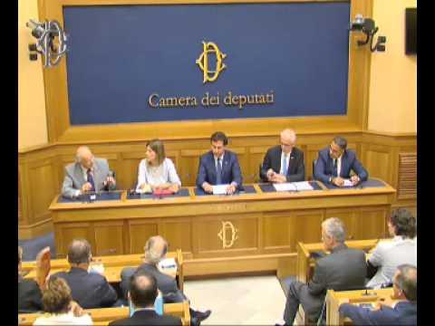 Roma - Attualità politica - Conferenza stampa di Aniello Formisano  (16.07.15)