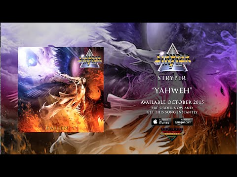 Stryper - Yahweh (Official Audio)