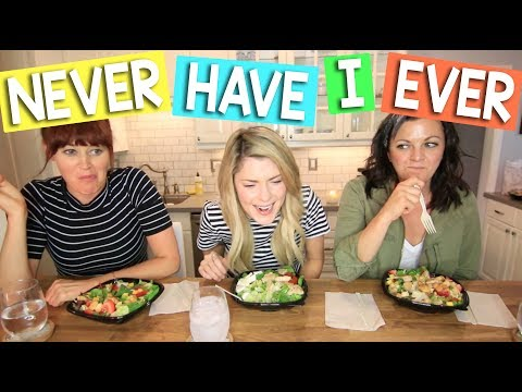 NEVER HAVE I EVER (ft. MAMRIE HART & JOSELYN HUGHES) // Grace Helbig