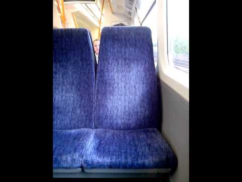Journey on Southeastern Railway (British rail class 465) Waterloo East to Charing Cross